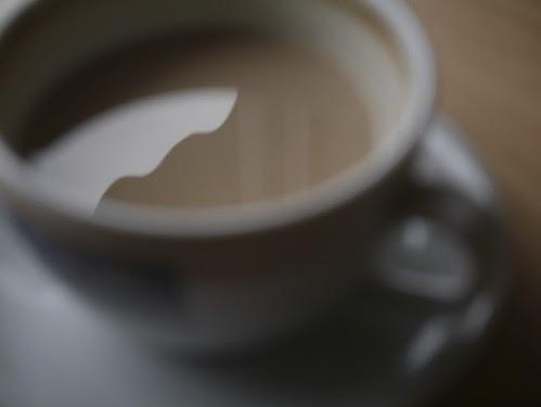 a little wind in a coffee cup by gezkaz