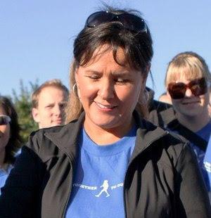 English: Leona Aglukkaq, Canadian MP for Nunav...
