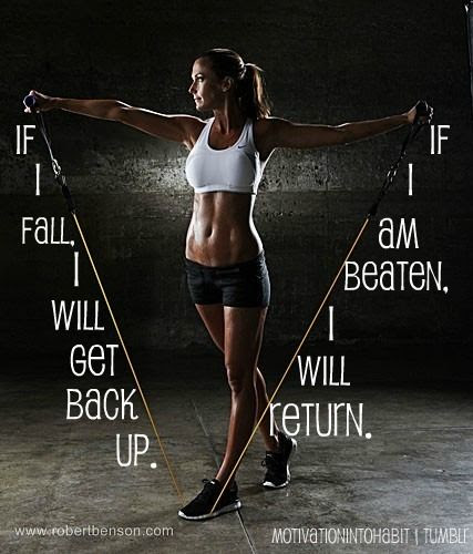 And I will get stronger until I conquer all!