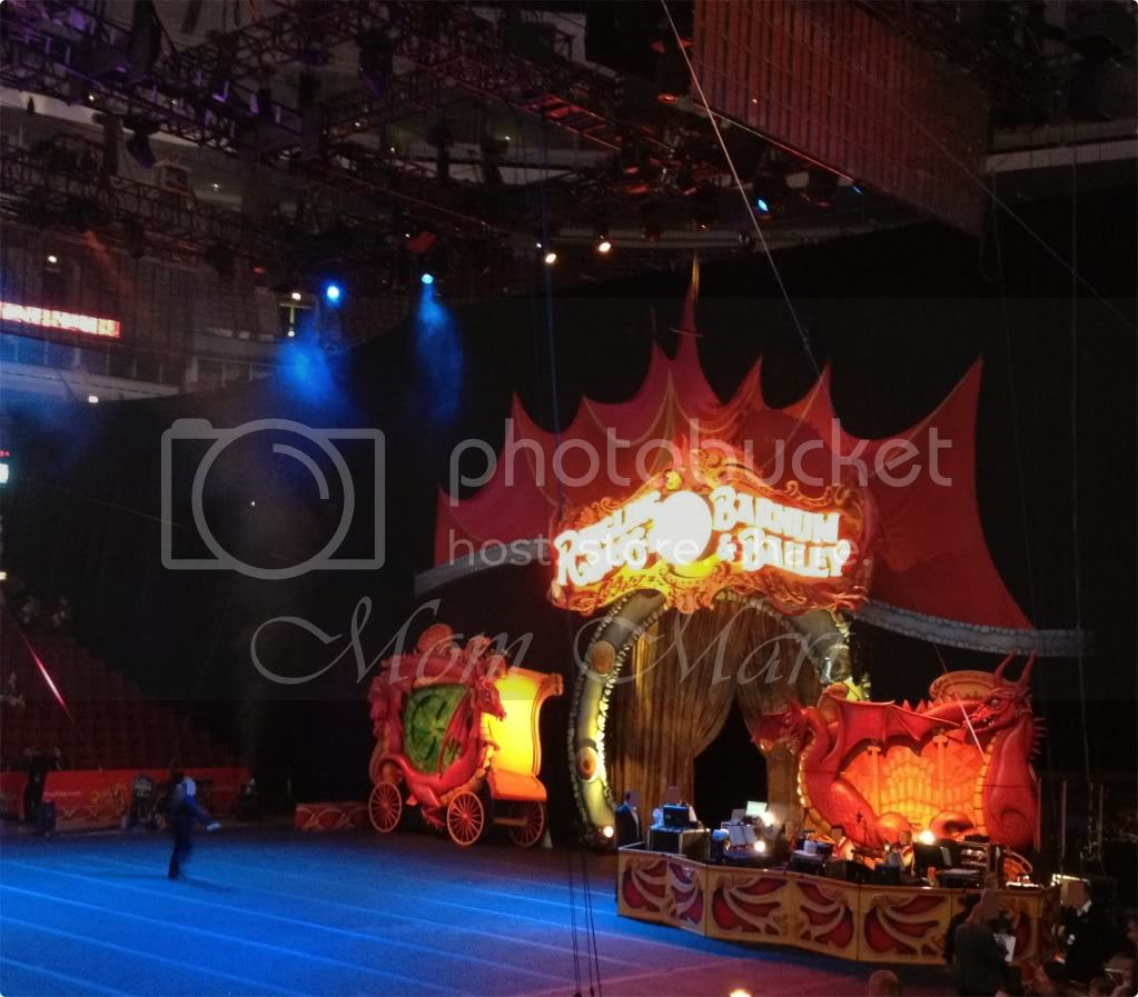 Ringling Brothers and Barnum and Bailey Presents Dragons