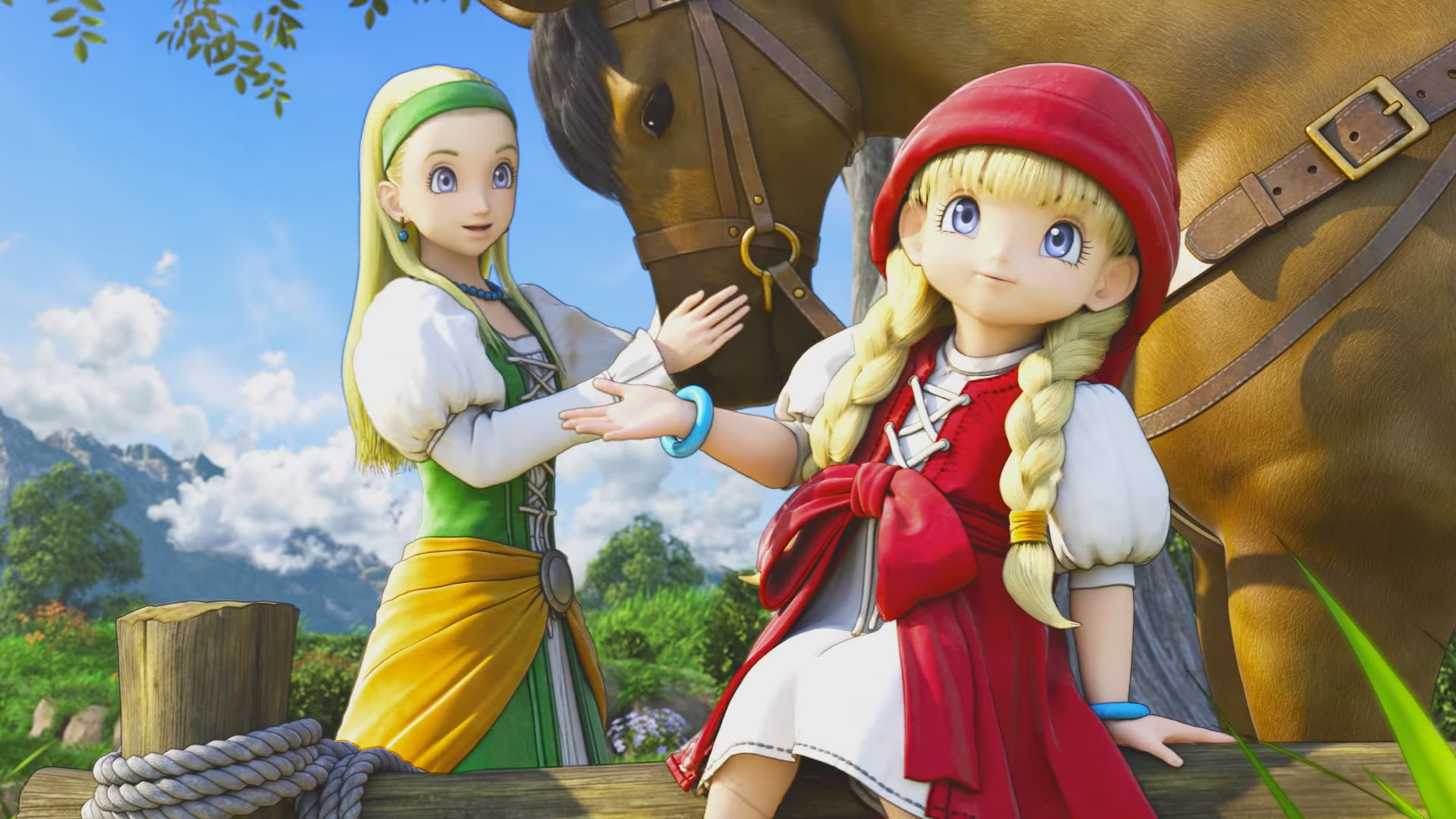 A Dragon Quest XI Nintendo Direct is coming this week screenshot
