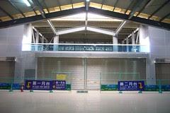 新烏日站二樓