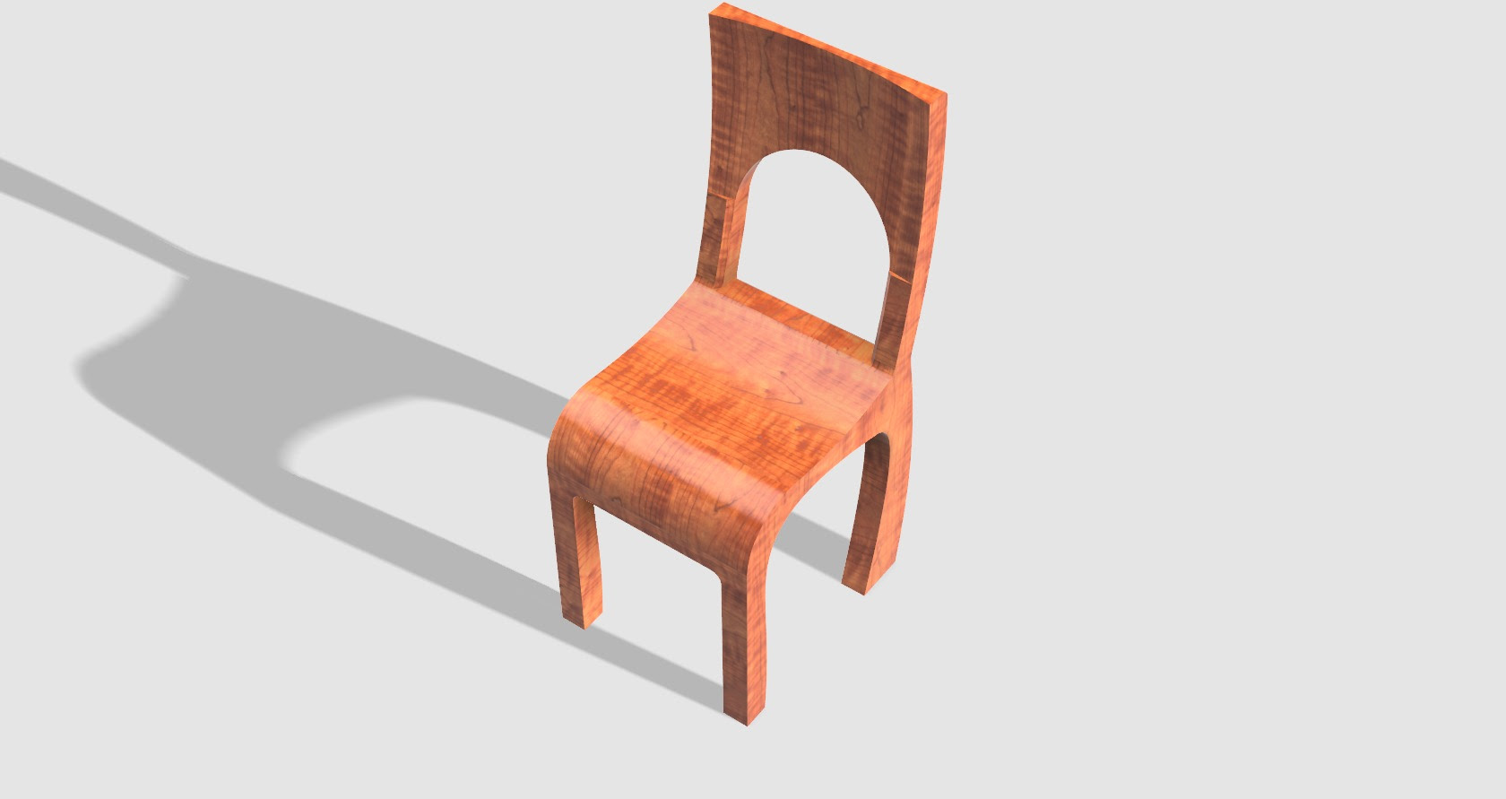 Simple Chair Designautodesk Online Gallery