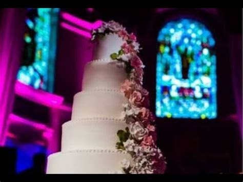 Most Expensive Wedding Cakes In The World   YouTube