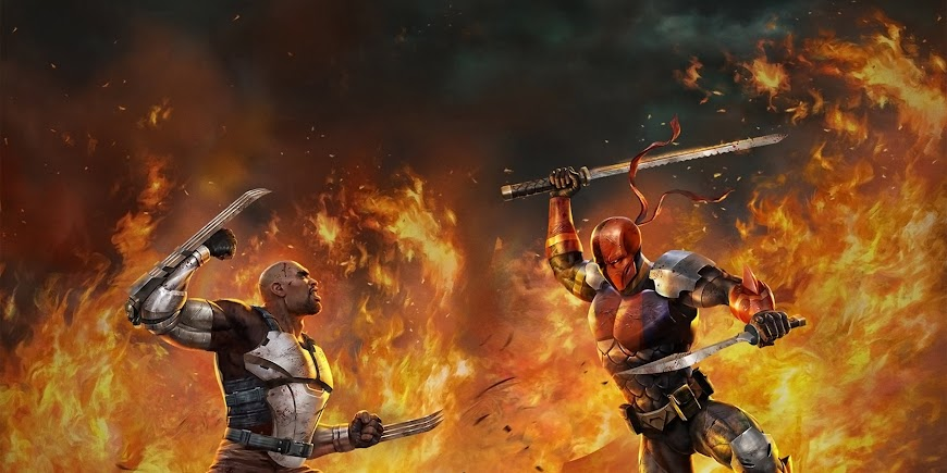 Deathstroke: Knights & Dragons - The Movie (2020) Streaming Full