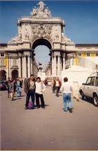 Plaza del Comercio- Lisboa