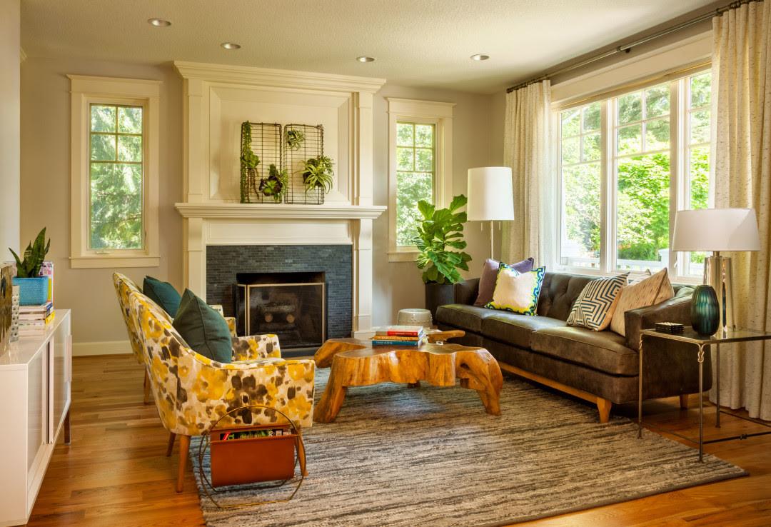 Garrison Hullinger Interior Designs Raleigh Park Portland Monthly