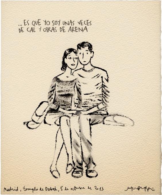 Cuaderno De Frases Encontradas De Juan Berrio Serie De Vinetas