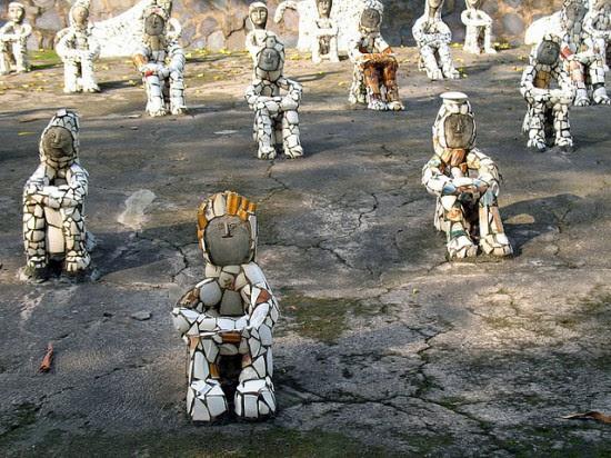 Perierga.gr - Nek Chand Rock Garden