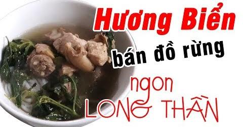 Review Quán Hương Biển - Có món gà ngon Long Thần !!! Du Lịch Ăn Uống Cam Ranh #01