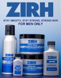 ZIRH makes the highest quality shaving and skin care products for men.