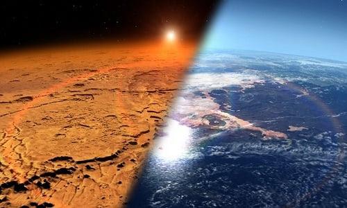 Hình ảnh NASA sắp công bố phát hiện lớn về Sao Hỏa số 1