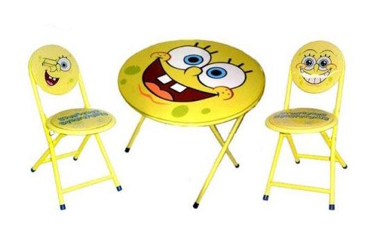 Spongebob Squarepants Themed Room Design Home Decorating