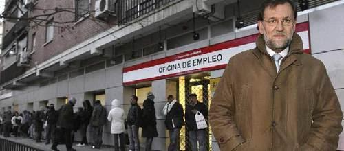 ¿quien le habla del paro a Rajoy?