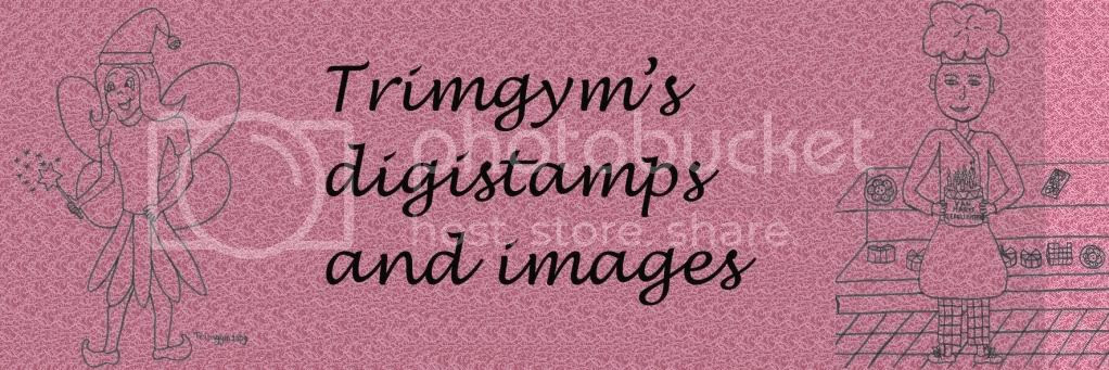 Trimgym's Digistamps and Images