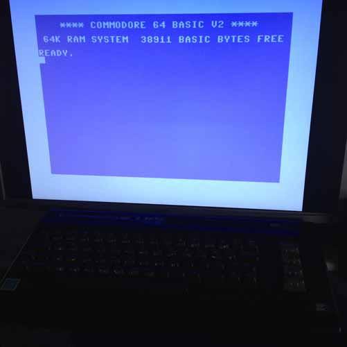 Commodore 64 - Blue Dreams - Imagen 3