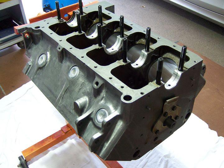 Build An Early Model Hemi Engine