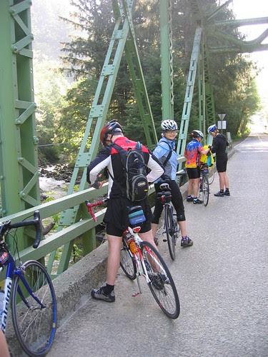 Bridge on Little Nestucca Road