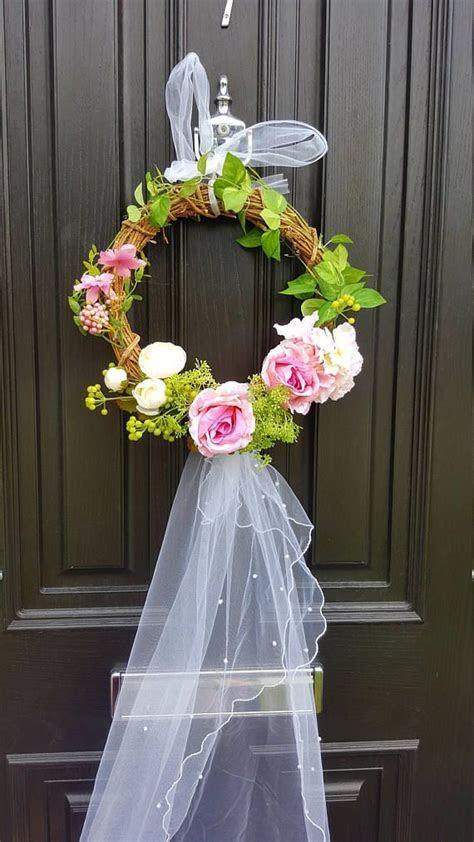 Best 25  Wedding door wreaths ideas on Pinterest   Wedding