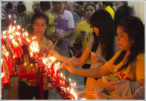 Por Tor Festival Phuket September 2nd 2012