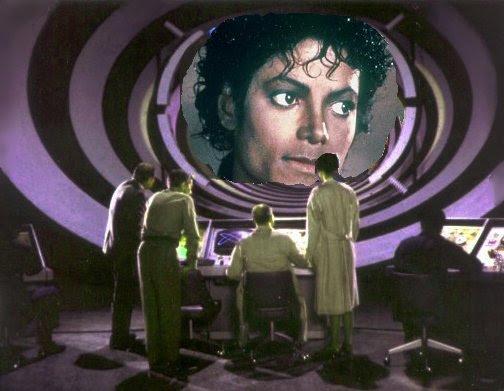 Michael Jackson Time Tunnel