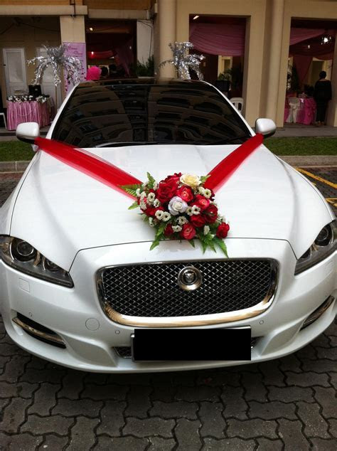 Wedding Car Deco *CHEAP*