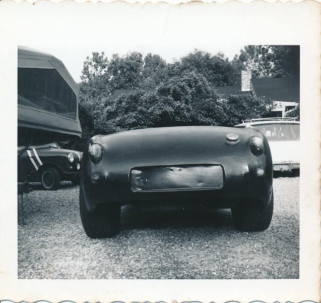 De Autos Tuning: 1971 Lancia Fulvia Zagato Rear