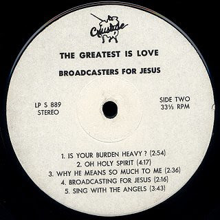 Broadcasters For Jesus