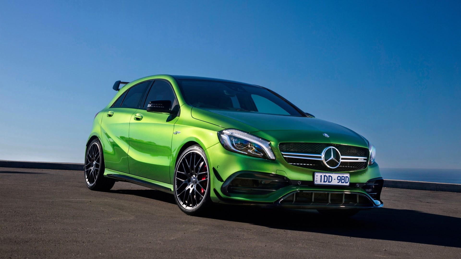 2016 Mercedes Benz A Class Wallpaper | HD Car Wallpapers ...