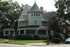 House on Albemarle Road