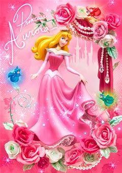 Disney Princess Aurora 3D Lenticular Greeting Card