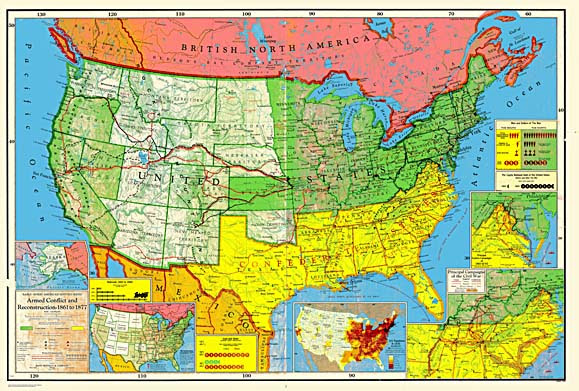 Maps Us Map - Us map in 1900