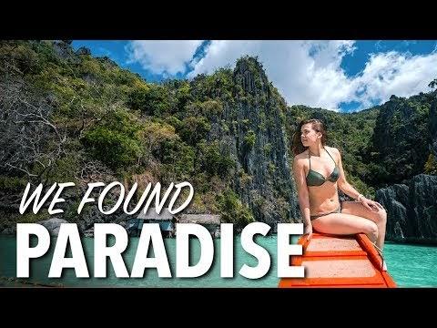 PHILIPPINES ISLAND PARADISE - Coron Palawan Private Island Hopping