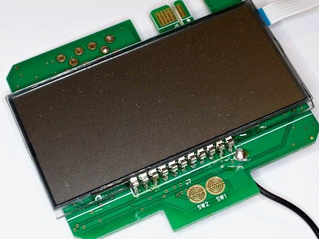 Custom Radar LCD