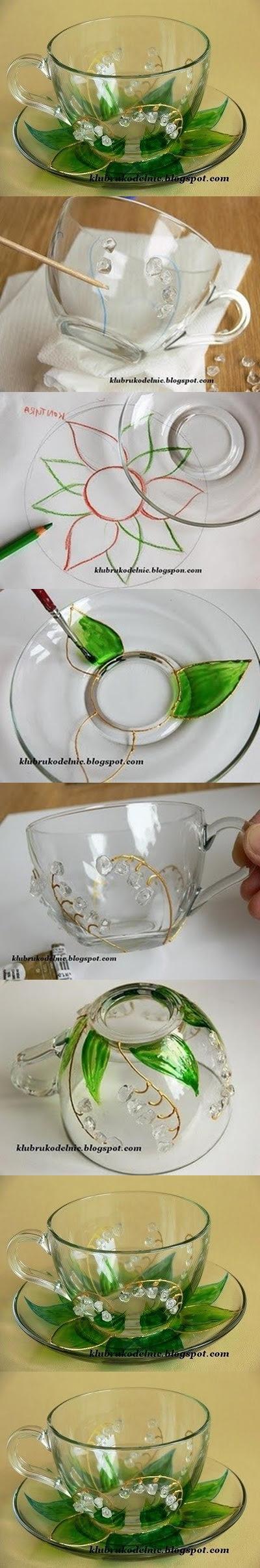 glass art tutorial