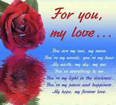 Puisi Cinta Bahasa Inggris Celoteh Bijak