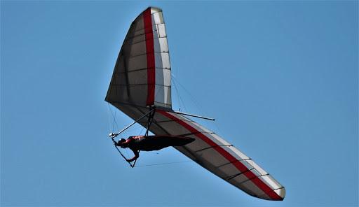 Windee une aile de deltaplane, Ellipse
