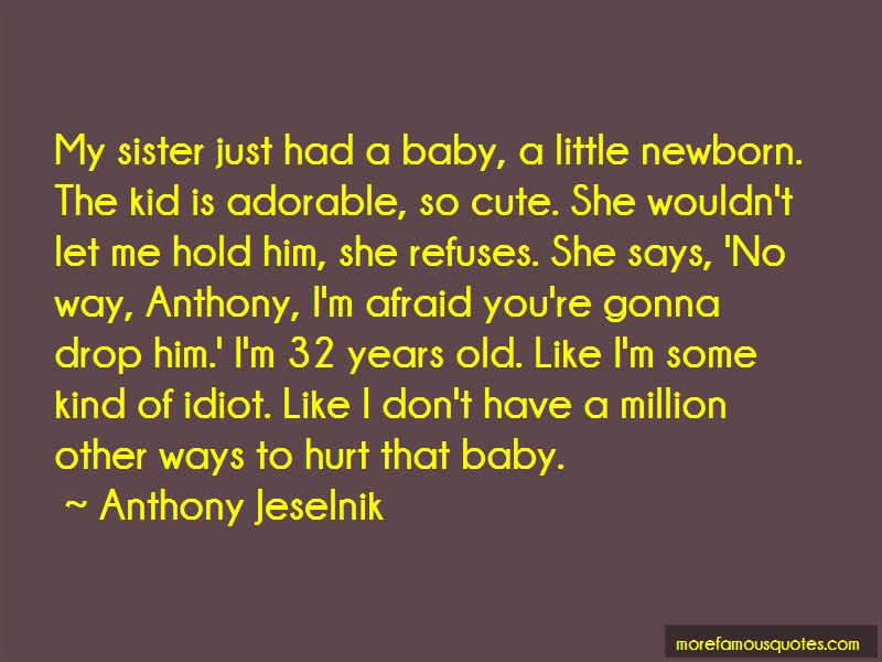 Newborn Baby Sister Quotes Top 1 Quotes About Newborn Baby Sister