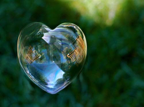 bubble, cool, cute, heart, nature, pretty