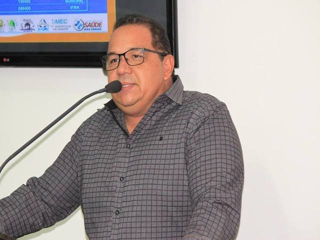Prefeito de João Câmara Manoel Bernardo testa positivo para coronavírus,