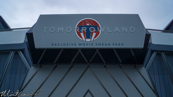 Disneyland Resort, Disneyland, Tomorrowland, Theater, Movie, Concept, Art, Preshow, Pre, Show