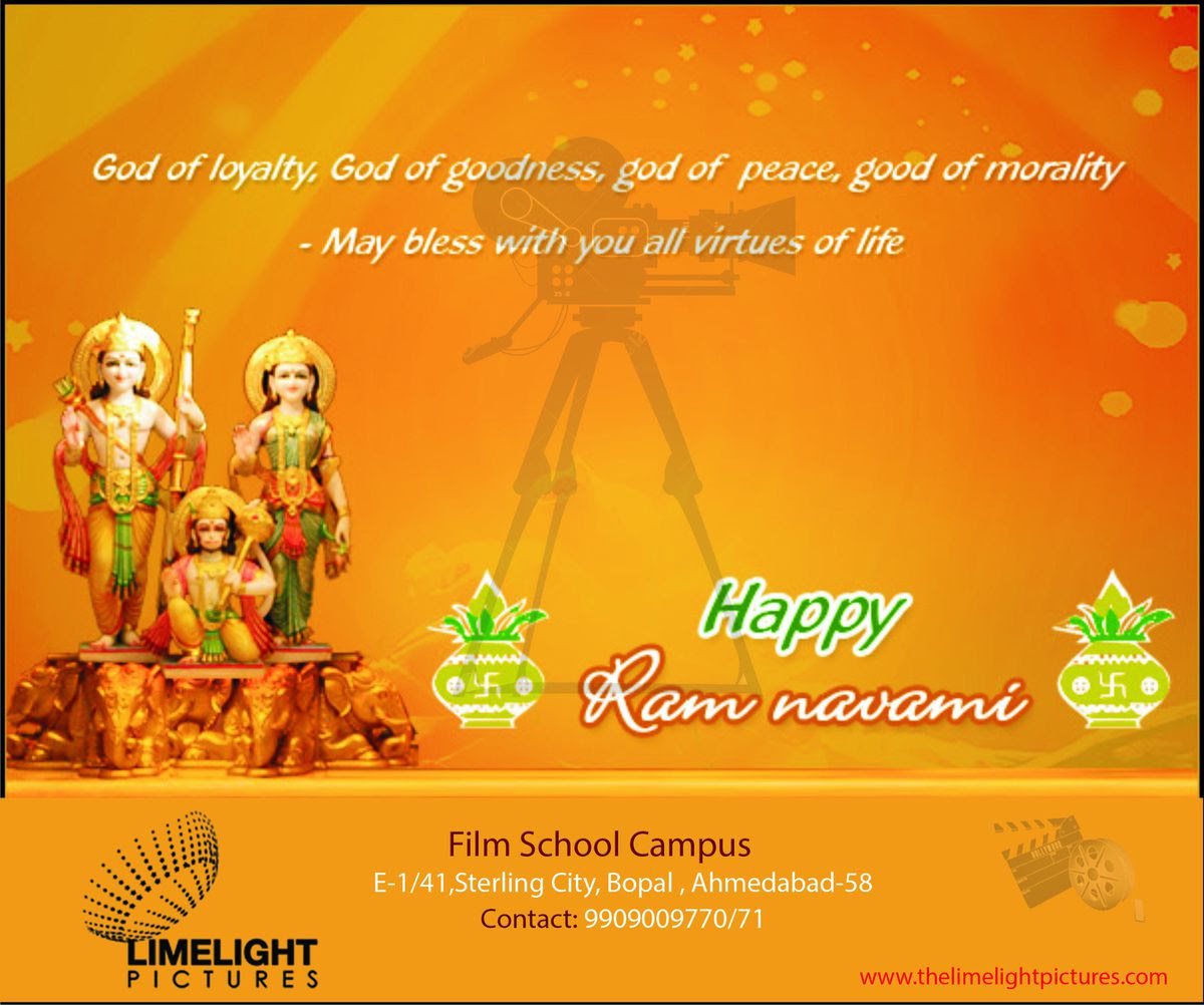 May Lord Ram Shower His Blessings On You And Your Family I Wish Joy