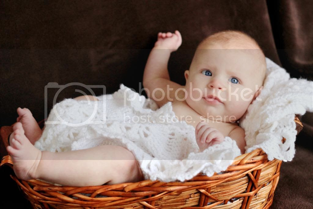 Three month baby photos