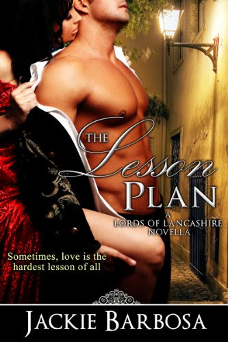The Lesson Plan (Lords of Lancashire) by Jackie Barbosa