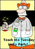 Teach Me Tuesday at Preschool Powol Packets