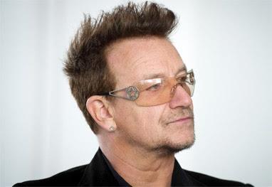 Bono passa por cirurgia após acidente  - Getty Images