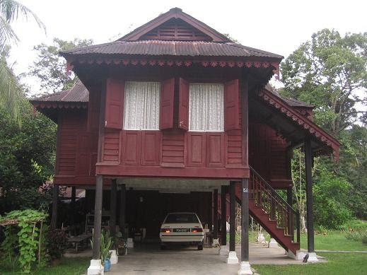 Gambar Desain Rumah Dinding Papan - Rumah Zee