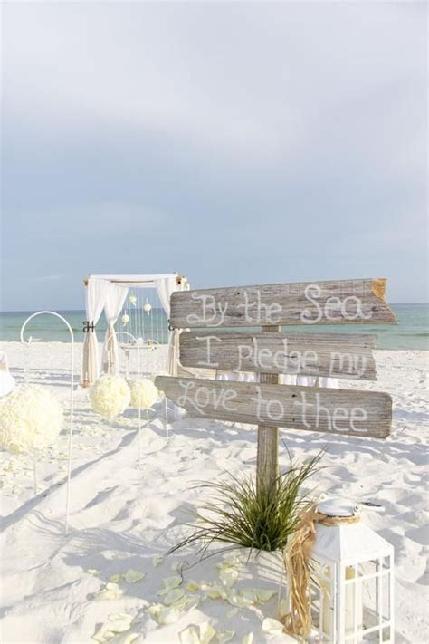 Affordable all inclusive Destin Florida Beach Wedding