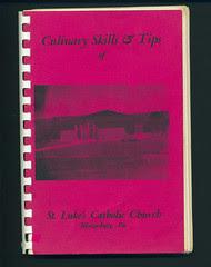St. Luke's Catholic Church cookbook 1