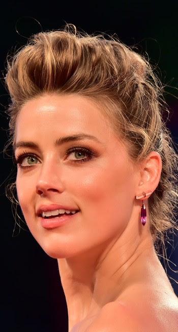 Amber Heard em 'A garota dinamarquesa'